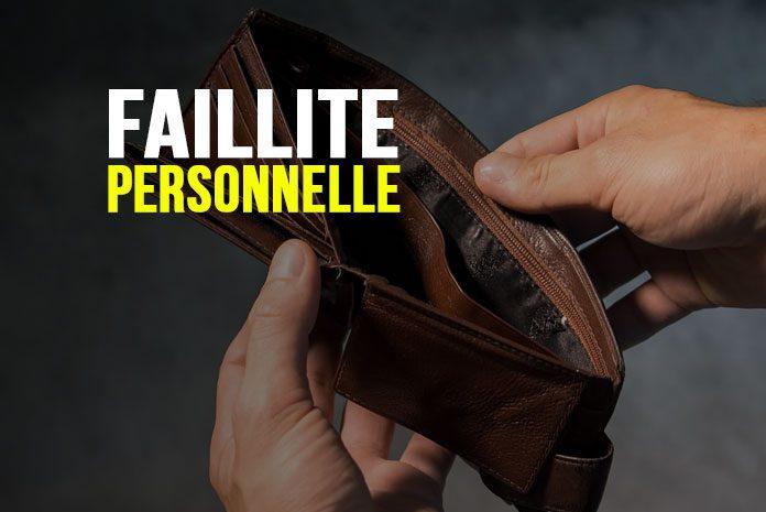 Surendettement : la mise faillite personnelle et ses ...