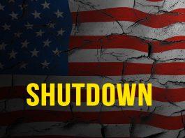 Shutdown aux USA