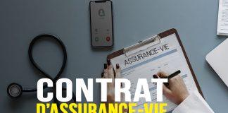 Contrat d'assurance vie