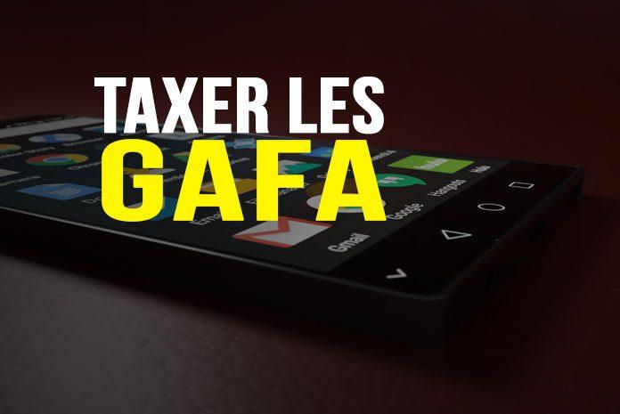 Taxes sur les GAFA