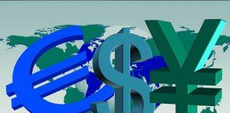 Dollar / Euro / Yen