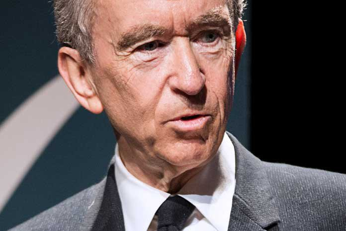 Photo de Bernard Arnault