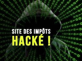 Site des impôts hacké par des pirates informatiques