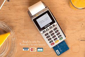 Terminal de paiement MaxiSmile