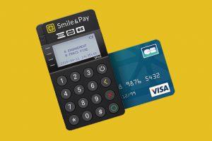 Terminal de paiement PocketSmile