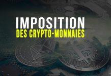 Imposition des crypto-monnaies