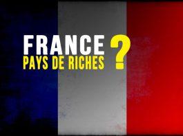 La France : pays de riches ?