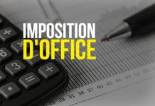 Imposition d'office