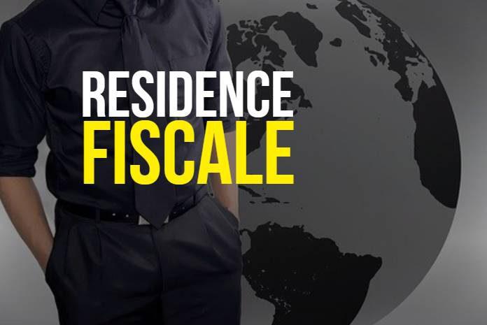 Résidence fiscale