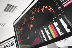 Graphique de day trading