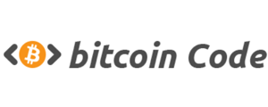 logo bitcoin code