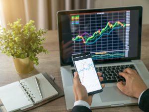 Robot de trading de jour de crypto-monnaie