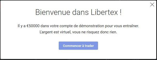 Libertex compte démo pour scalping trading