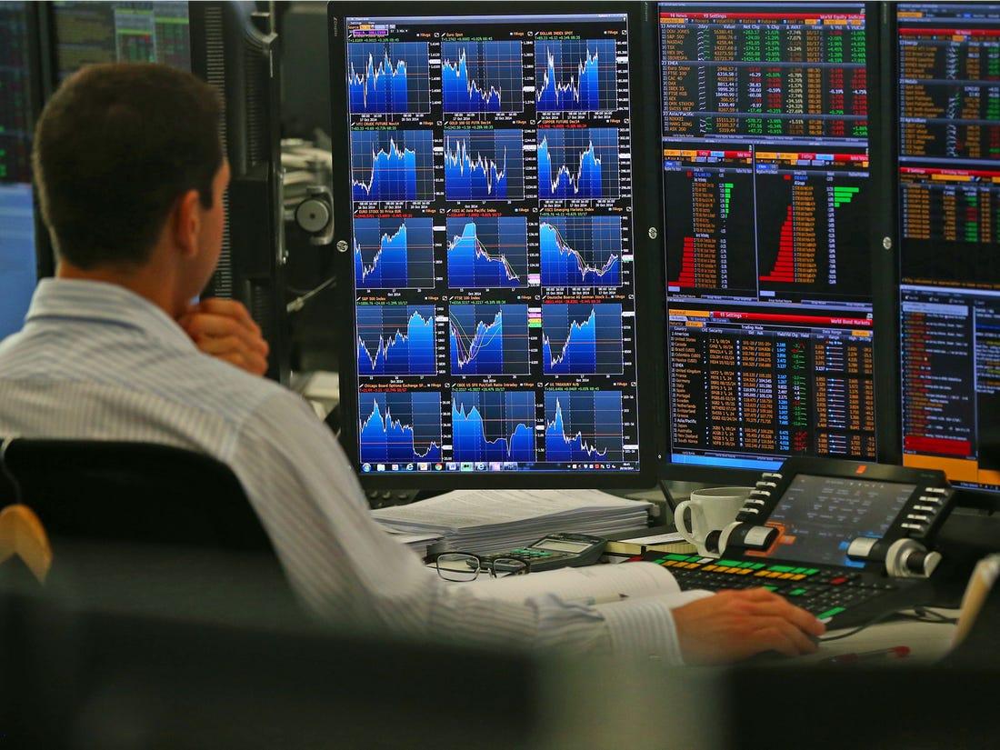 analyse des marchés de trading