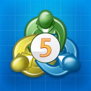 metatrader 5 mac logo