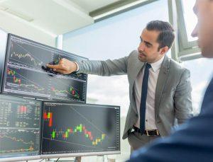 graphique pour apprendre à trader