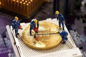 Miner du bitcoin
