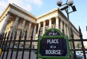 CAC 40 bourse de Paris
