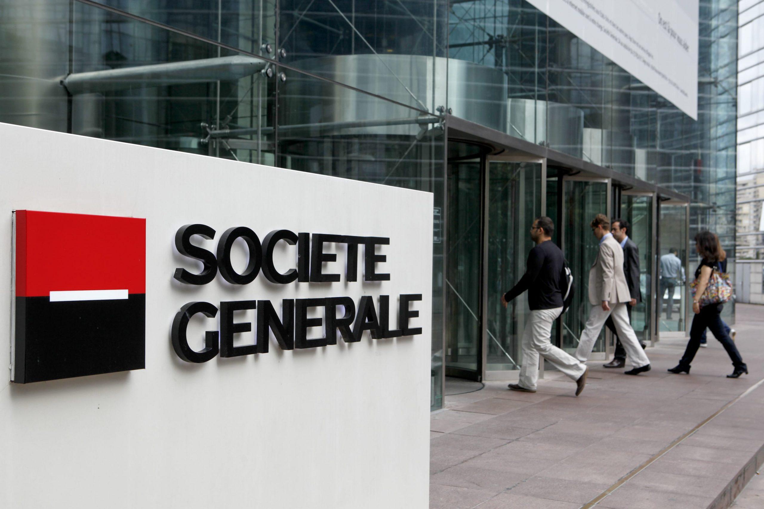 action société générale