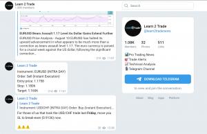 telegram learn 2 trade