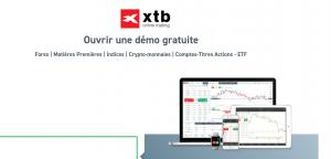 compte demo xtb