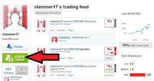 Le trading social sur UFX