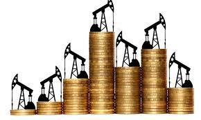 argent pétrole