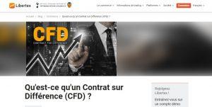 broker CFD libertex