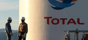 groupe Total acheter action