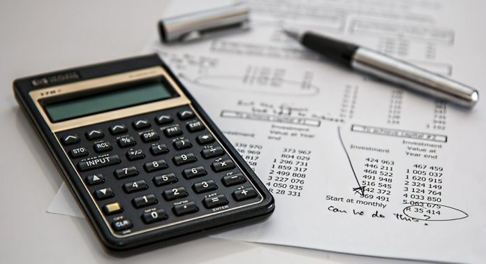 calcul du montant à emprunter