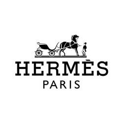 action hermès logo