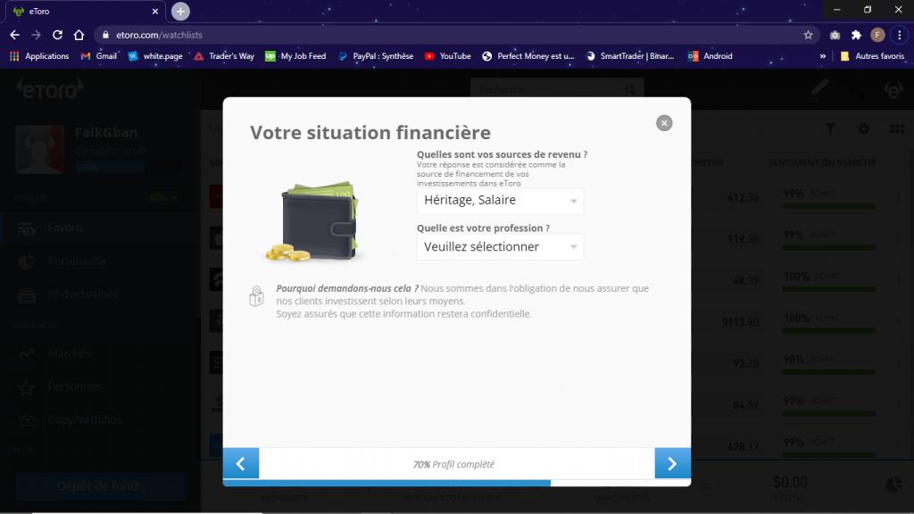 situation financière fructifier son argent