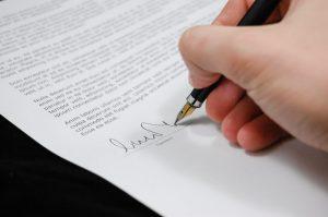 Si le contrat d'assurance est souscrit après le 20 Novembre 1991