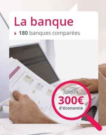 Comparateur de banques