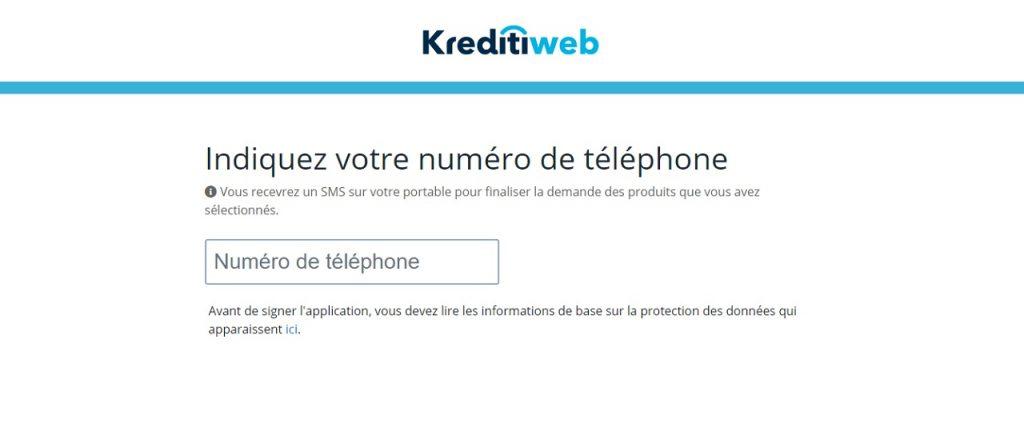 Numéro de téléphone rachat crédit consommation