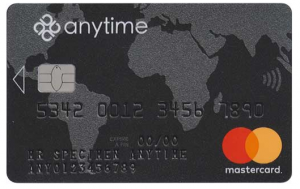 carte bancaire anytime