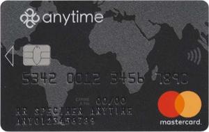 carte bancaire prépayée gratuite anytime