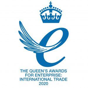 logo queens award