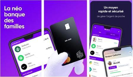 Une solution bancaire mobile et novatrice pour les ados
