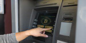 Distributeur de bitcoin