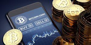 Vente de bitcoin