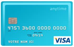 La carte Visa internationale pour les particuliers