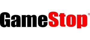 gamestop logo action