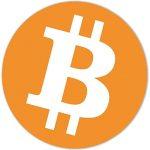 Bitcoin logo plateforme d'échange