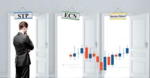 La difference entre un broker ECN et STP ?