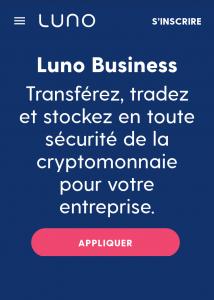 luno business