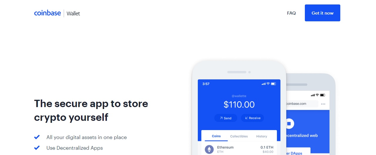 Coinbase étape 1 bitcoin wallet