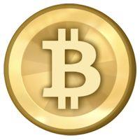 Deuxième version du logo du Bitcoin