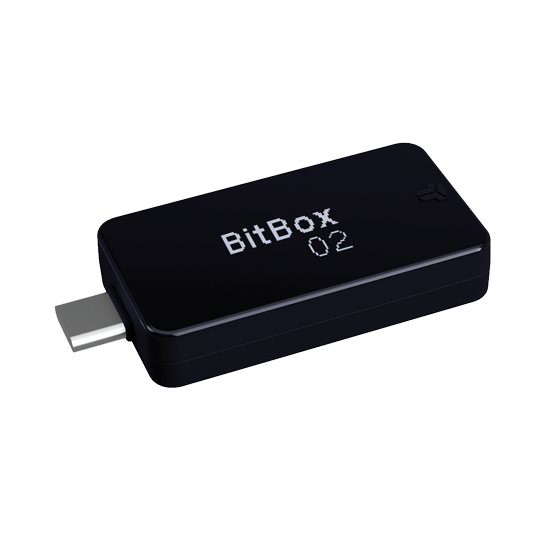 wallet BitBox02 pour l'ethereum