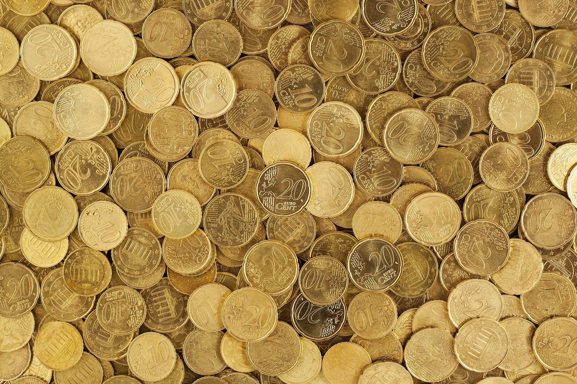 argent monnaie pieces banque sou etf lyxor brazil